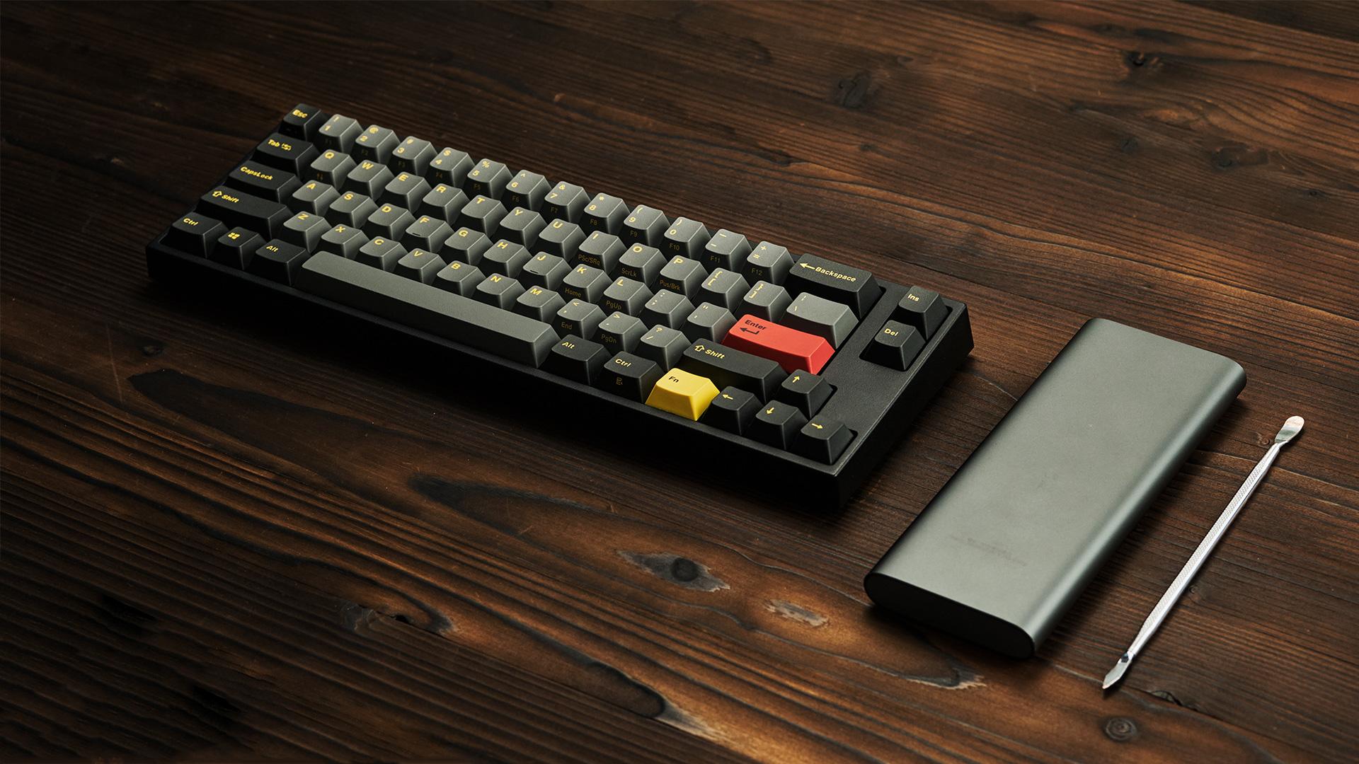 Leopold FC660M Ash Yellow - разборка