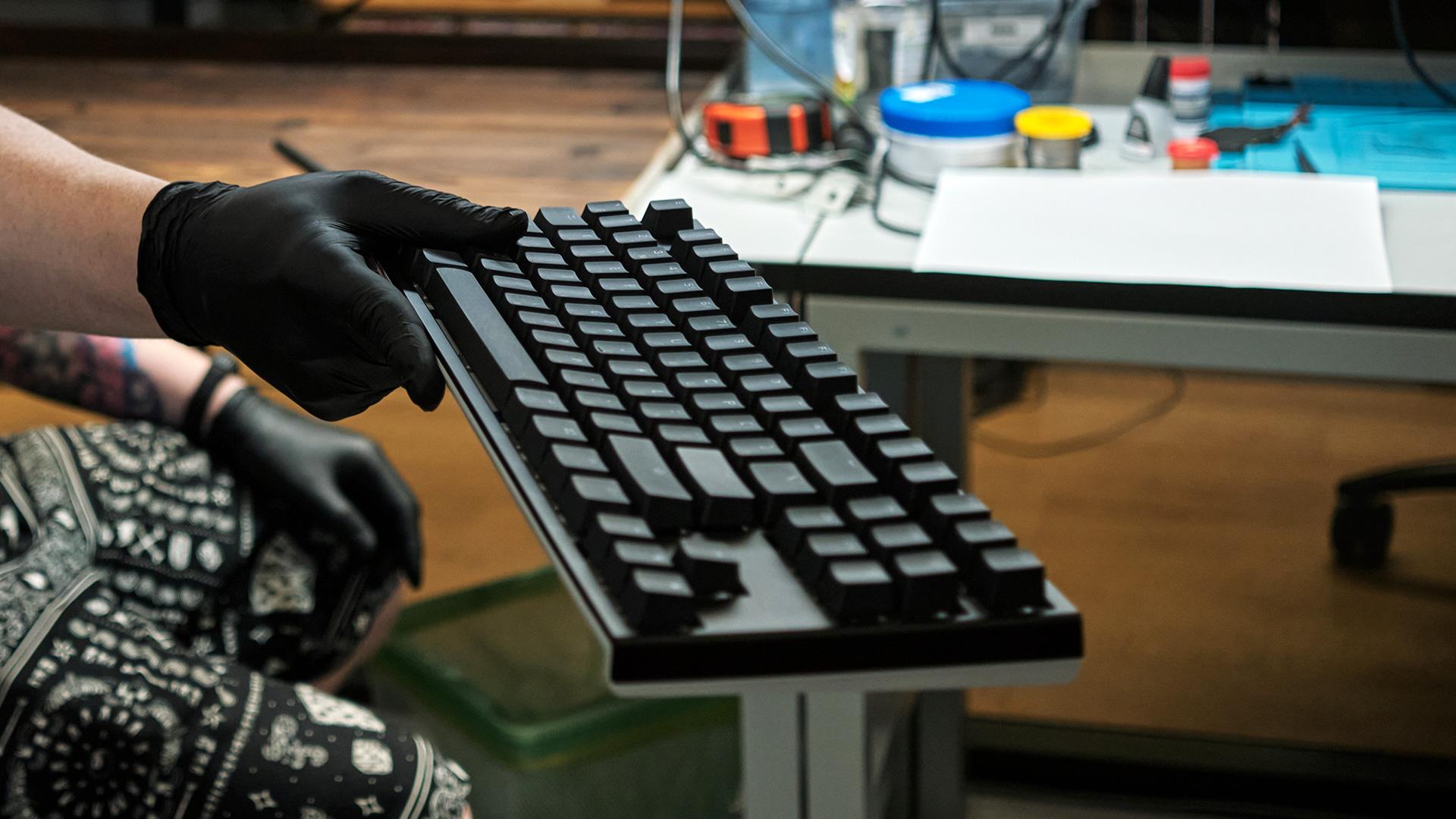 РазбираемDucky One 2 RGB TKL - готово